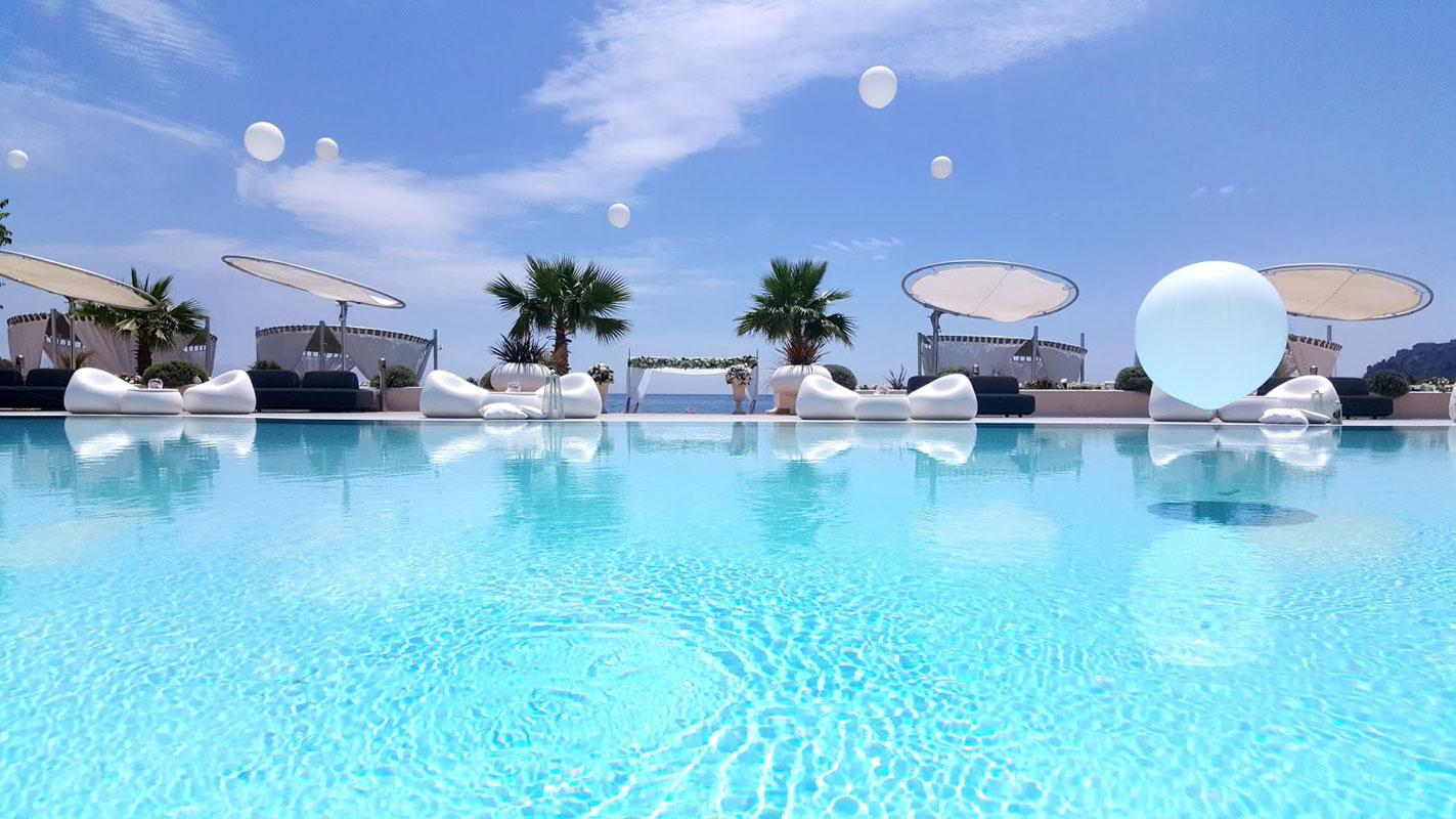 Location Matrimonio Spiaggia Napoli : La piscina ricevimenti del kora matrimonio bordo piscina napoli