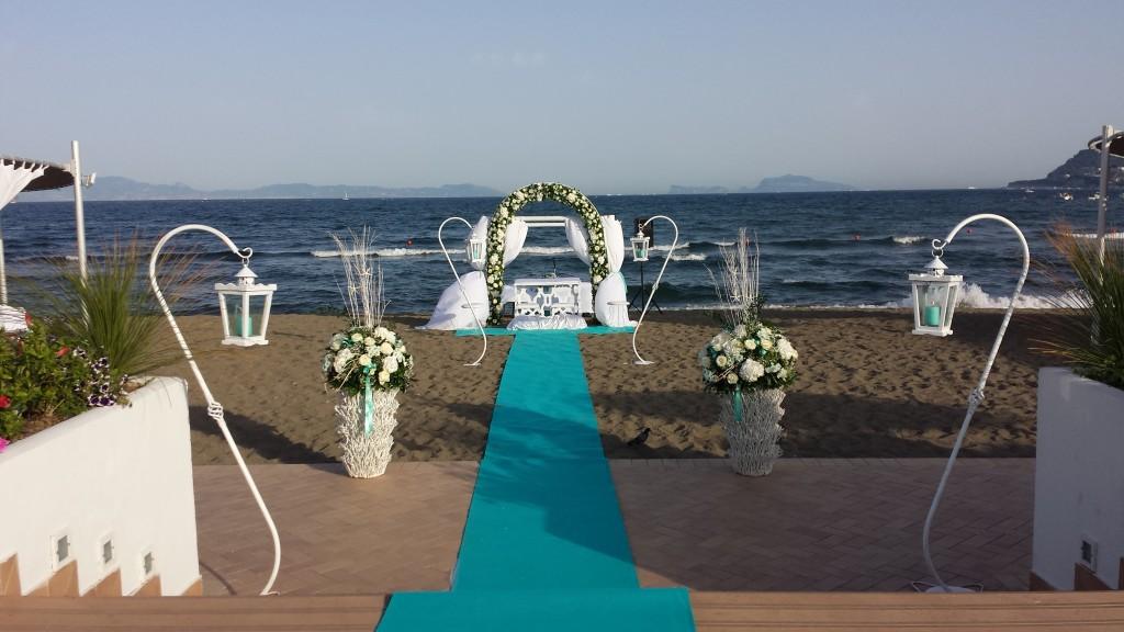 Matrimonio Spiaggia Pozzuoli : Matrimonio pozzuoli ricevimento in spiaggia napoli