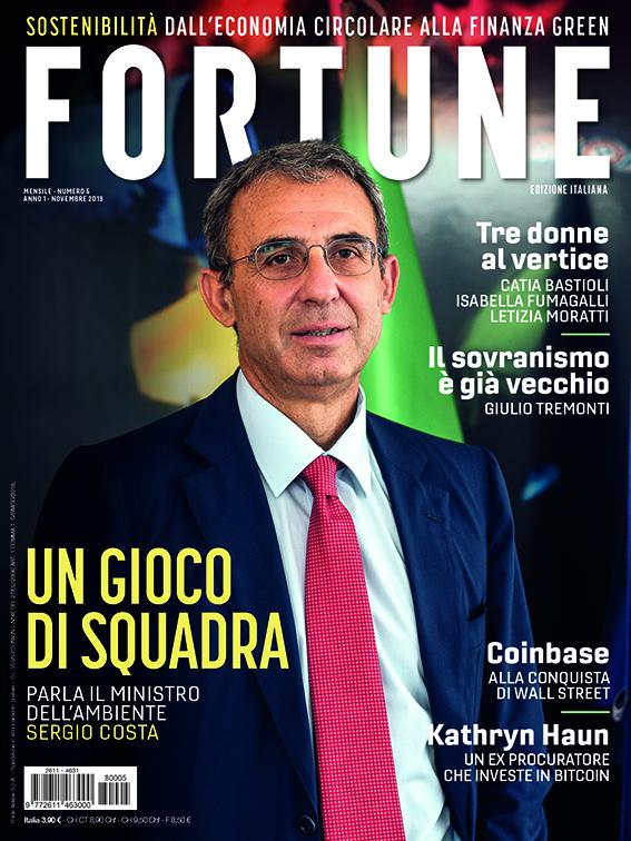 La rivista FORTUNE parla Kora