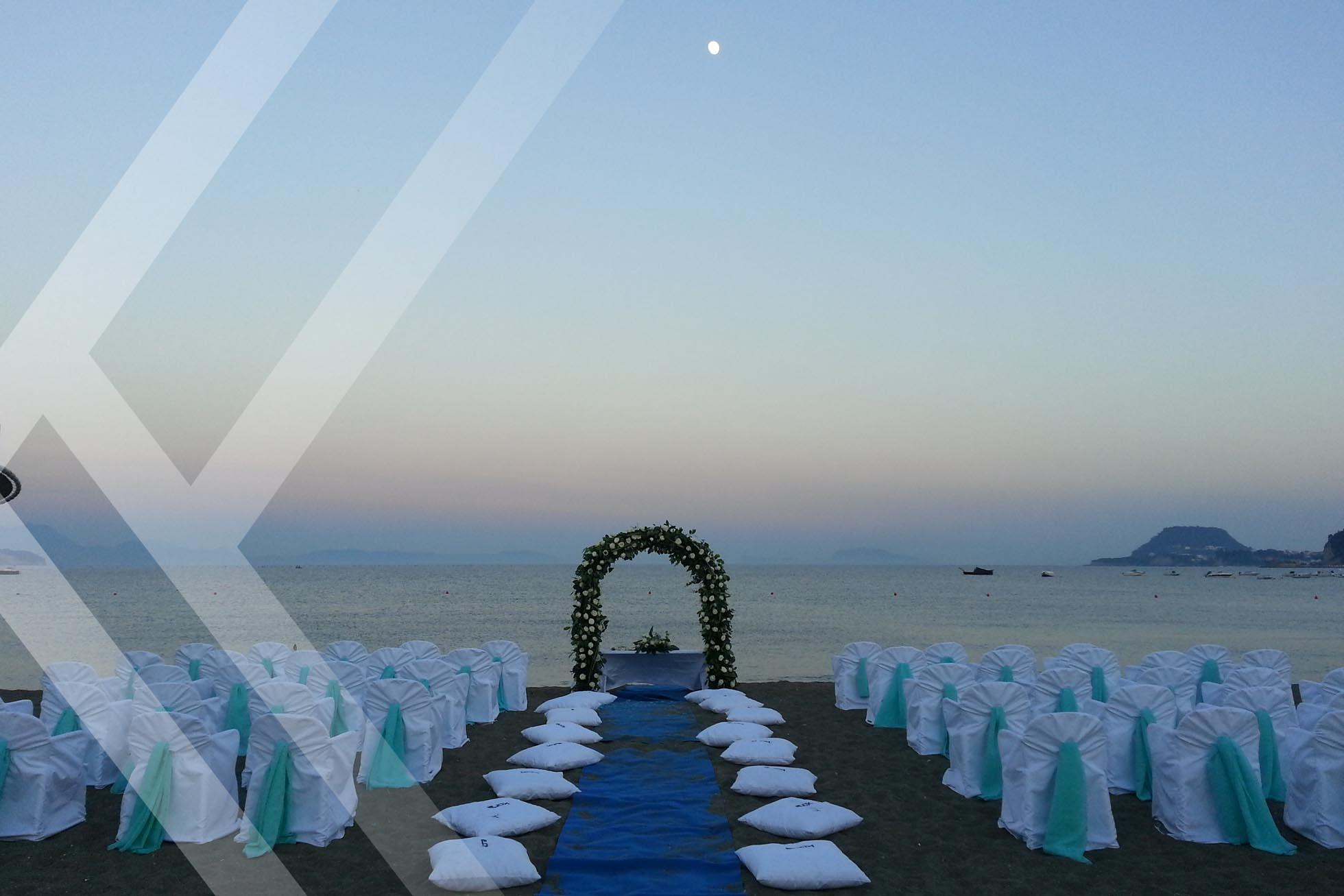Matrimonio Spiaggia Pozzuoli : Kora events location matrimonio napoli in spiaggia